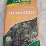 Bemeste tuinaarde 40 liter