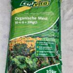 10 Organische mest 10 kilo